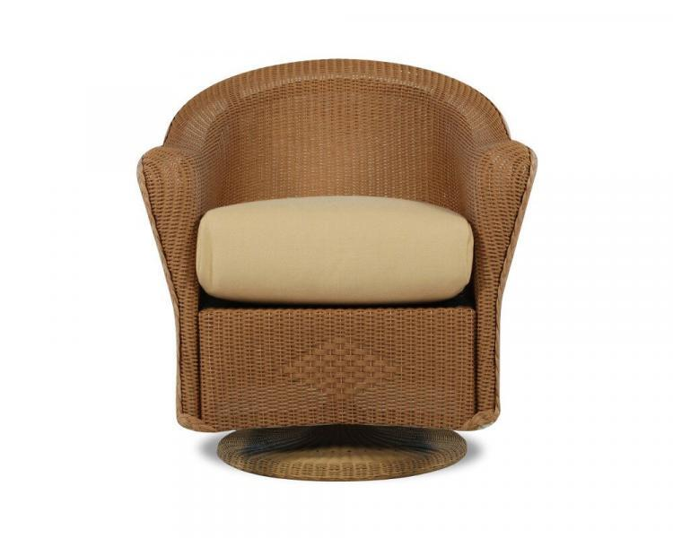 reflections swivel dining chair