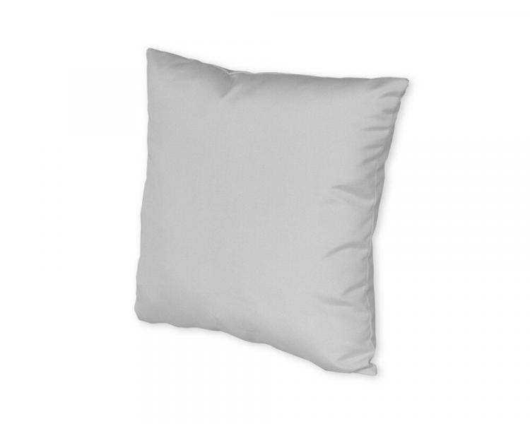 19 square throw pillow – fiber down