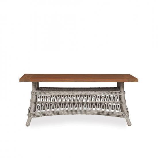 MACKINAC RECTANGULAR COCKTAIL TABLE