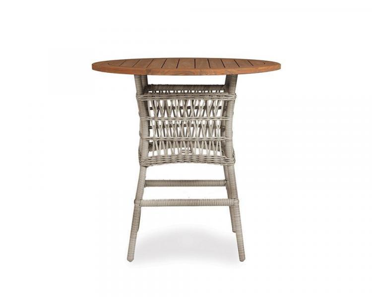 mackinac round bar table