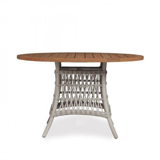 MACKINAC ROUND UMBRELLA TABLE