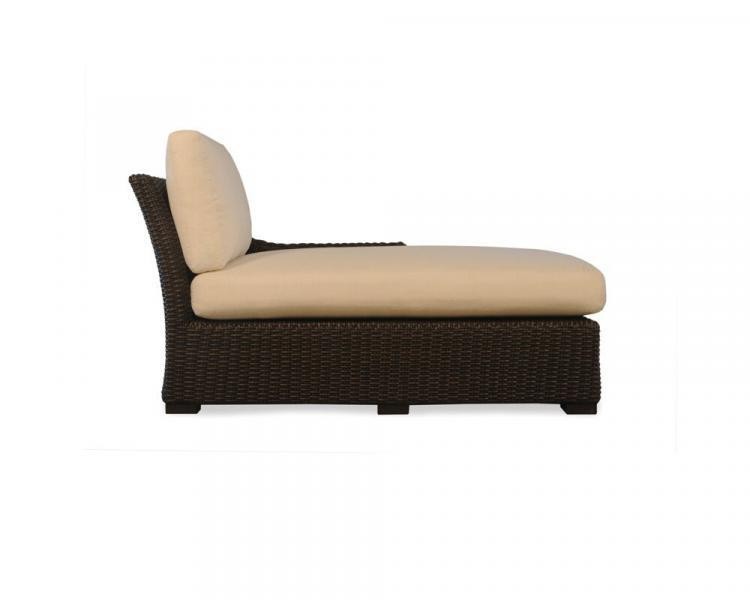 mesa left arm chaise