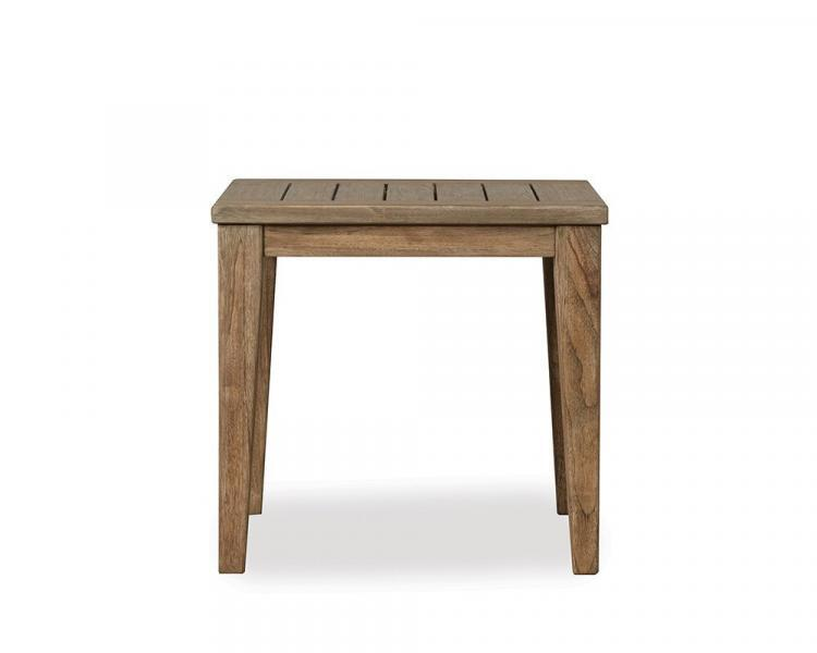 wildwood 24 square tapered leg end table