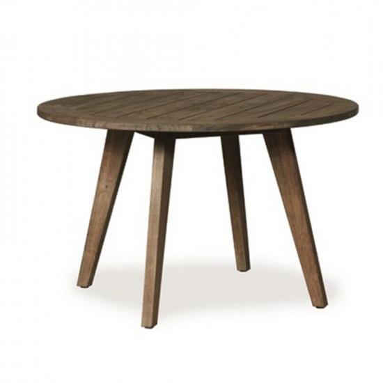"WILDWOOD 48"" ROUND UMBRELLA TABLE"
