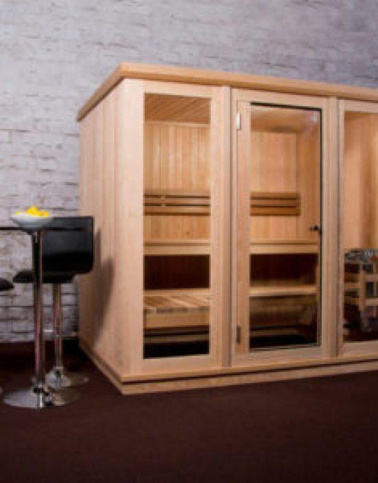 Bridgeport Indoor Sauna