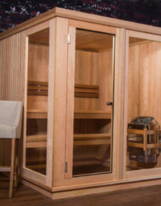 Grayson Indoor Sauna
