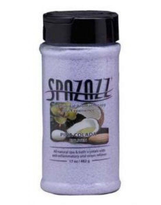 Spazazz Crystal Pina Colada