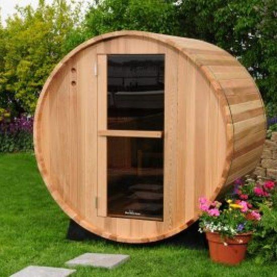 Pinnacle Barrel Sauna