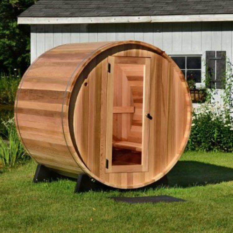 watoga barrel sauna